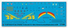 1/144 Beschriftung für eine Phantom F4F Jabo G 35 1850