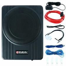 10 inch 600W 12V Under Seat Car Sub Woofer Stereo Amplifier Enclosure Speaker