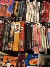Tv Shows - Dvd Seasons - You Pick!