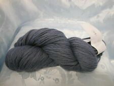 New listing Pure Wool Yarn Channel Sea Blue Deluxe Worsted by Universal Yarn 220yd It Felts