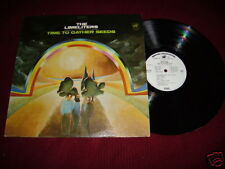"""LP THE LIMELITERS """"Time to gather seeds"""" White promo µ"""