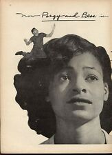 1951 Columbia Records Print Ad Broadway Show 'Porgy and Bess'