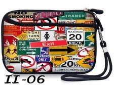 Shockproof Sat Nav Navigation GPS Case Bag Cover For Binatone F435 U435 U505