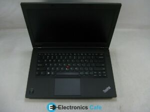 "Lenovo L440 14.0"" Laptop 2.2 GHz i7-4702MQ 4GB RAM (Grade C No Bad Ethernet)"