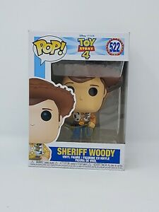 522 Shérif Woody Toy Story 4 Disney Pixar Neuf