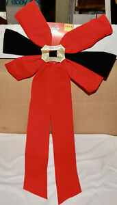 """Bows Christmas Holiday Time Many Types & Sizes You Choose  3"""" to 40"""" NIB 207W"""