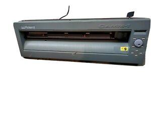 Roland Camm-1  CX-24 (Vinyl Cutter/Plotter)