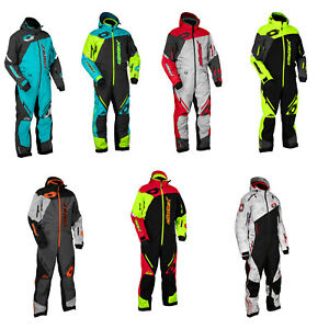 Mens Castle X Freedom Monosuit Snowmobile Suit SHELL ONLY One-Piece Waterproof