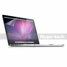 "2PCS Clear LCD Film Screen Protector for Macbook Pro A1278 13.3"" Retina Display"