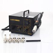 Gaoyue 850 110V SMD Hot Air Gun Electric Soldering Rework Station ESD Tool Kit