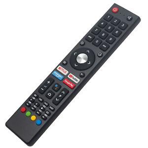 Neue GCBLTV02ADBBT Bluetooth Ersatzfernbedienung für CHIQ TV Mit Sprachsteuerung