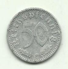 50 Reichspfennig 1939 F