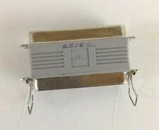 50-Pin Male to 50-Pin Female SCSI Terminator