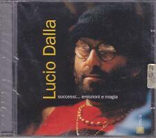 CD ♫ Audio «LUCIO DALLA ~ SUCCESSI… EMOZIONI E MAGIA» nuovo