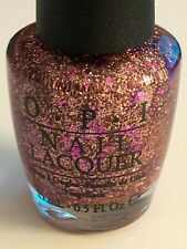 OPI Nail Polish You Glitter Be Good To Me (SR DC4) Pink Of Hearts Collection