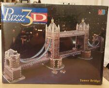 3D Puzzle 819 Teile Tower Bridge (von 1997) - NEU