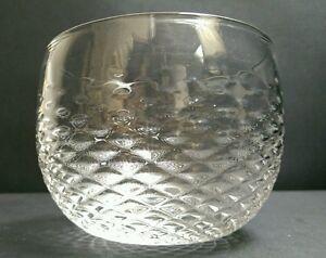 Antique Glass Rinser c. 1820