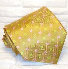 Cravatta , Nuova, Made in Italy, 100% seta, qualità superiore ! Marlò