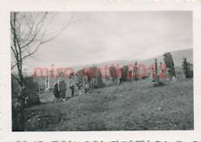 2 X photo, 4. Comp. (MG) Inf. - rgt.52 4. INF. DIV alors inf. - rgt.513, tombes (W) 1624