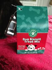 New listing Dog Biscuit Treat Making Kit w/Biscuit Cookie Cutter-New-Dogwalker Gift-6 Avail