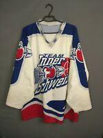 Inner Schweiz Jersey Size XXL Mens Trikot Shirt Hockey Swiss Vintage Retro ig93
