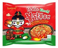 Samyang Buldak Kimchi Hot Chicken Flavor Ramen -- 130g 5Packs