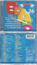 CD--NM-SEALED-VARIOUS -1999- - DOPPEL-CD -- BRAVO HITS 26