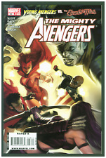 Mighty Avengers #28 VF/NM Marvel Comics 2009 Scarlet Witch Cover