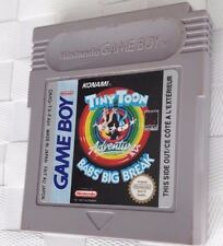 Tiny Toon Adventures - Bab's Big Break (Nintendo Gameboy)