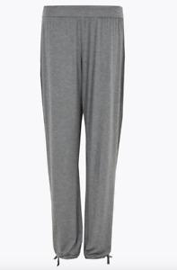 ex-M&S Ladies Lounge Wear Pyjama Bottoms Pants Trousers BNWOT Size 12 Super SOFT