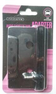 infinitive audio cassette tape adapter