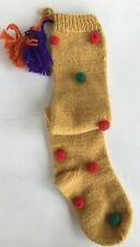 BH CRAFTS Handmade Artisan Wool Christmas Stocking_27
