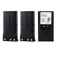 3 x 7.4V 1800mAh NiMh Replacement Battery for Kenwood Knb-16A Knb-17A Knb-21N