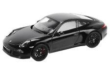 Schuco 1/43 Porsche 911 GTS, Black - 450757100