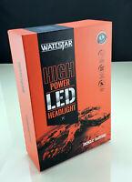 Wattstar Car 64W 9600LM H7 LED Conversion Headlight KIT 6500K Bulbs Xenon White