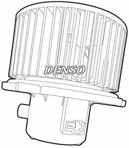 DENSO CABIN BLOWER FAN / MOTOR FOR A HYUNDAI TRAJET MPV 2.0 92KW