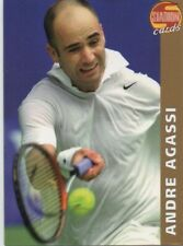 ANDRE AGASSI CZECH STADION 2000 #10 RARE SP