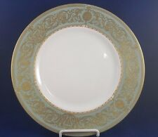 Royal Worcester BALMORAL GREEN - Dinner Plate 10 1/2""