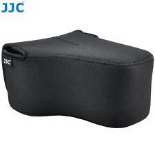 JJC OC-MC3BK Waterproof Neoprene Camera Black Bag for DSLR with Lens length<20cm