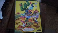 Whitman 1960 Donald Duck inlay puzzle 4428