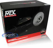 "MTX Audio TXC6.1 Thunder Axe 6.5"" 2-way High End Component Speaker System Rare"