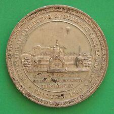 1886 MEDAGLIA britannica, la mostra internazionale di Edimburgo da westren SNo44546
