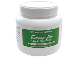 Johnson Matthey Easy Flo Flux Powder