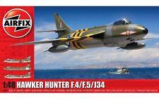 A09189 Airfix Plastic Model Kit 1:48 Scale Hawker Hunter F.4/F.5/J.34 New Boxed