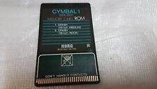 KORG DDD 1 DRUM CARD - CYMBAL 1