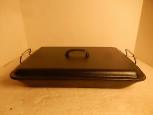 Kenmore Cast Iron Cooking Pan 15540 16540 15227 for Elite Cooking Grid Grill