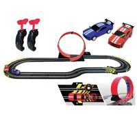 Car Race Track Racing, Chad Valley Artin Evolution Superloop Speedway Track Set