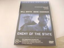 Enemy Of The State - Special Edition (DVD, 2002) Region 4