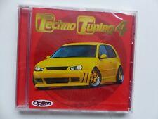 CD Techno tuning 4 STRADDI VIRUS  NALIN & KANE  N TRANCE  SASH BUCKETHEADS BIBI