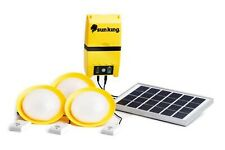 Sun King Home Solar Lights system with Power Bank and USB Charger